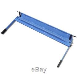 1000mm Manually Operated Sheet Metal Folding Machine Folder Tool 135 Degree