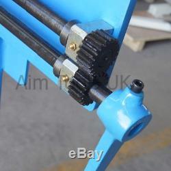 165145 Sheet Metal Manual Rolling Bending Machine Roller 457mm-1.2mm