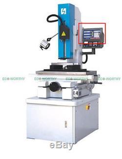 2 Achsen Digitalanzeige Positionsanzeige Linear Scathe for Mill Drehen-Fräsen