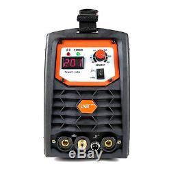 200A TIG / MMA Schweißgerät Elektroden / Lichtbogen Schweißen Inverter IGBT