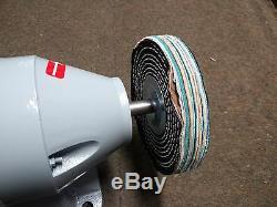 230v Double Ended Bench Polishing/Buffing/Polisher Machine Holzmann DSM 150 PS