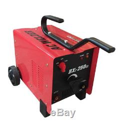 250 AMP ARC Torch Wire mig Welding Machine Welder Kit with Free Face Mask 230V