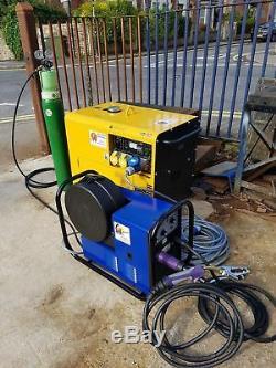 250 amp Single Phase MIG Welder £950+vat