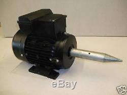 2HP Single Phase Electric Polishing/Polisher/Buffing Machine. Heavy Duty