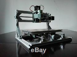 3 Axis DIY Desktop CNC Router Kit 24x18 Engraver Wood Engraving Milling Machine