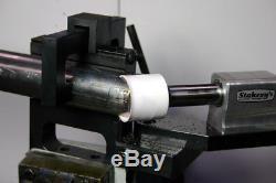 3 Capacity Hole Saw Tube Pipe Tube Notcher inc. Draper thread adaptor