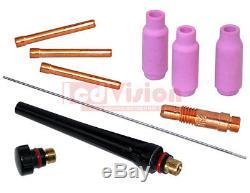 3in1 Schweißgerät DIGI Pro TMC-205P WIG TIG + E-Hand + Plasmaschneider Inverter