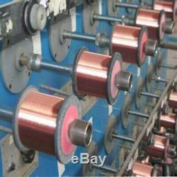3mm -25mm Dia. Copper Round Bar Rod Milling Welding Metalworking 50-500mm