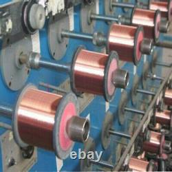 3mm -25mm Dia. Copper Round Bar Rod Milling Welding Metalworking T. &