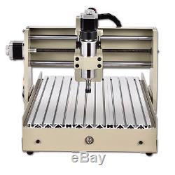 4 Achse CNC Router Graviermaschine 3040 MACH3 Fräsmaschine Gravurmaschine 400W