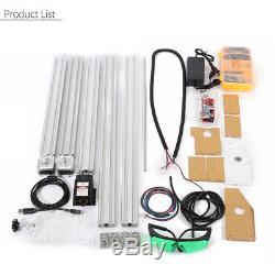 7000mW CNC Laser Graviermaschine Drucker Graviergerät Engraving Gravur DIY Kit