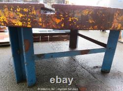 72 Diameter Milling Face Plate Welding Work Shop Table Metalworking bidadoo