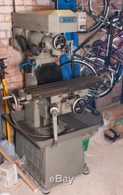 A1-s Milling Machine, Single Phase, Great Condition