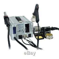 Aoyue 2703A+ All in one Digital Hot Air Rework Station -110 Volts