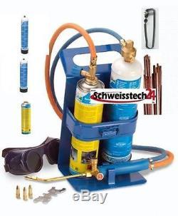 Autogen- Hartlötgerät Lot Ersatzflaschen schweißen CFH SCHWEISS-FIX SF 3100