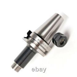 BT40 ER16 For ER16 Collet Chuck Tool Holder Milling Metalworking Welding Supply