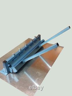 Box And Pan Sheet Metal Folding Machine Folder Bender Brake Press