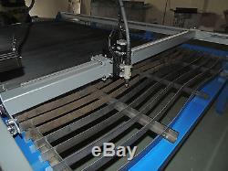 CNC PLASMA CUTTER 4X2 ft CUTTER DTHC TAKES 45-125 AMP HYPERTHERM PLASMA