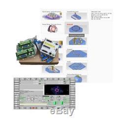 CNC Steuerung 4 Achsen incl. Mach 3 Vollversion Fräsen und ECam V3 Fräsen