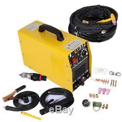 CT312 3 IN 1 Plasma Cutter /TIG/MMA/CUT Welder Druckmessgerät mit Garantie 220V