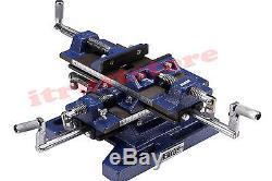 Drill Press Milling MILL Vise Precision Machine Vice 56 Square X/y Xy Movement