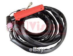 Druckluft Plasmaschneider PL-50 II Pro Luft Plasmaschneidgerät 50A 230V