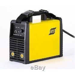 ESAB Buddy Arc 180 Amp Inverter MMA Stick and TIG Welder / 2 Year Warranty