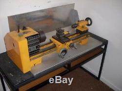 Emco Compact 8 Metal lathe