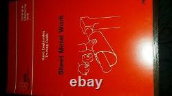 Engineering Metal Work Manuals Welding Electrical Milling Turning Drawing Guide