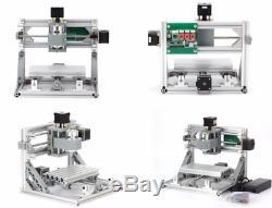GRBL 1610 DIY Steuerung Fräsmaschine mini CNC Maschine 3 Achsen Pcb Holzfräser