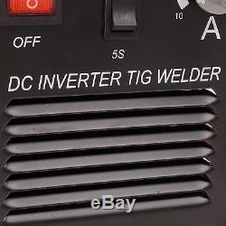 Hawk Tools Professional 230v DC Inverter 160 Amp Tig Welder Weld Welding Machine
