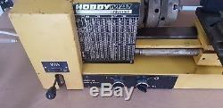 Hobbymat MD65 metal lathe