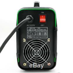 Inverter Schweißgerät 250A MMA Elektrodenschweigerät Set IGBT E-Hand Elektroden