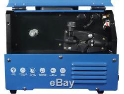 KRAMER 185 Schweißgerät MIG MAG 160amp FCAW ARC MMA GAS & ohne Gas FLUX IGBT