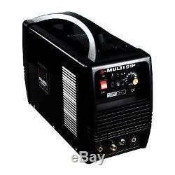 Kombi Schweißgerät 8 M Kabel Wig Tig Mma Profi Plasmaschneider Inverter 230 V