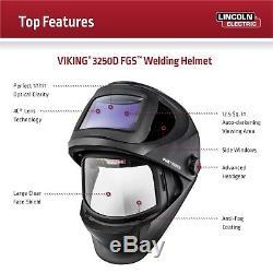 Lincoln Viking 3250D FGS Welding Helmet (K3540-3)