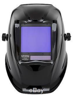 Lincoln Viking 3350 Black Welding Helmet K3034-3