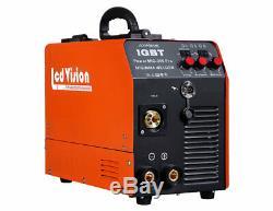 MIG MAG Schweißgerät MIG-250 PRO Fülldraht MMA IGBT Inverter 230V 250A Schutzgas