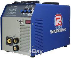 MIG Welder 250 Amp Industrial Inverter, R-Tech PROMIG250 Mig Welder 240v