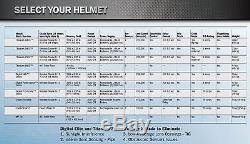 Miller 64 Custom Digital Performance Auto Darkening Welding Helmet (282002)