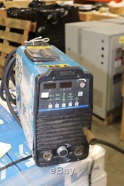 Miller Maxstar 200DX tig/stick welder