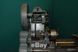 Myford ML7 lathe 240 volts Beeston Nottingham Machine