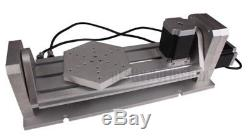NO VAT CNC Engraving Machine Rotary Table A B Axis 4th&5th Rotational Axis 16