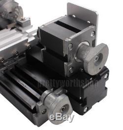 NO VAT Metal Mini Lathe Machinery Woodworking DIY Power Tooling Modelmaking