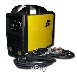 Neu! Esab Buddy Arc 180 Wig Inverter Schweißgerät Elektroden Schweißmaschine