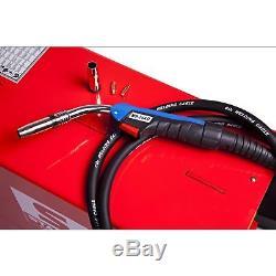 Neu Mig Mag Schutzgas Schweissgerät Inverter Schutzgasschweissgerät 250a 400v