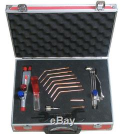 Oxy Acetylene Lightweight Welding and Cutting Set Gas Torch Cutter Nozzle set