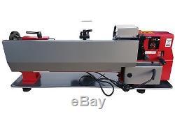PAULIMOT Drehmaschine SIEG C2 mit 230 Volt Motor 250 Watt 400 mm Spitzenweite