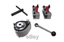 PAULIMOT Schnellwechsel-Stahlhalter-Set, System Multifix, Größe A