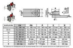 PAULIMOT Schnellwechsel-Stahlhalter-Set, System Multifix, Größe Aa